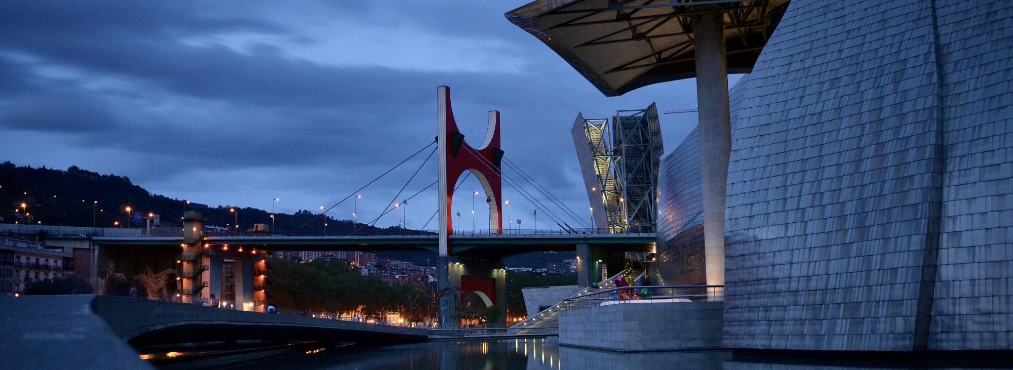 Bezienswaardigheden in Bilbao